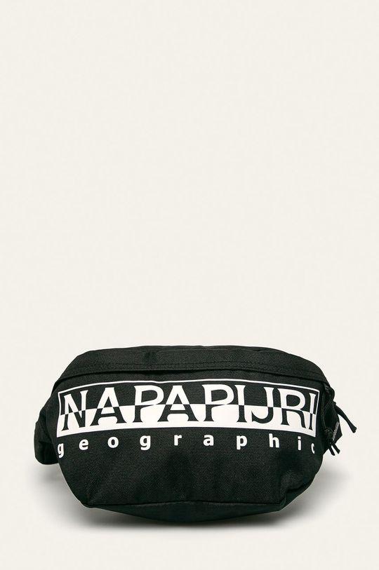 čierna Napapijri - Ľadvinka Pánsky