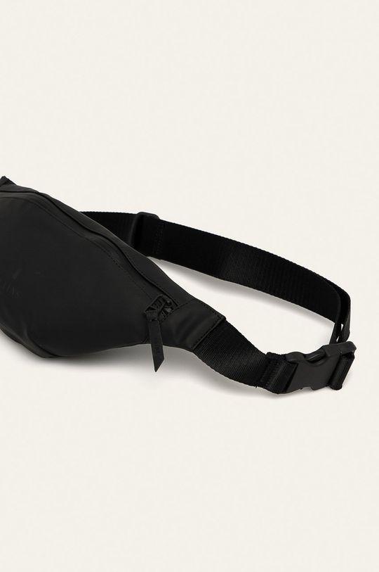 Rains - Ľadvinka 1313 Bum Bag Mini čierna