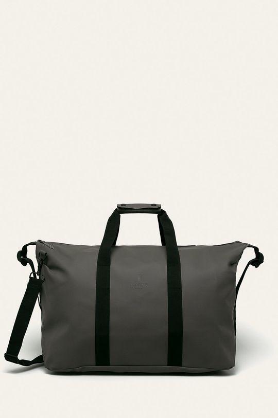 szary Rains - Torba Weekend Bag Unisex