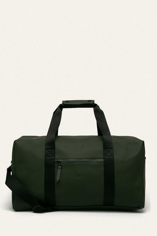 hnedo zelená Rains - Taška 1338 Gym Bag Unisex