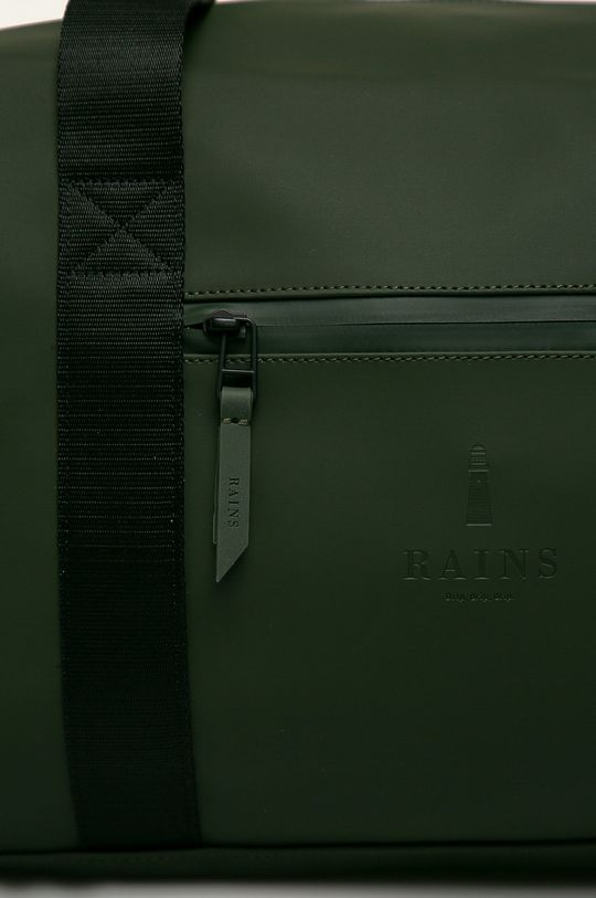 Rains - Taška 1338 Gym Bag hnedo zelená