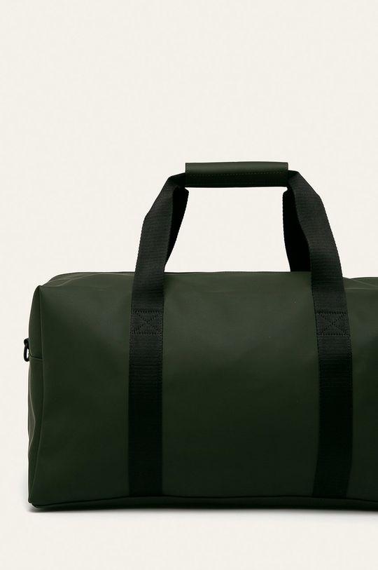 hnedo zelená Rains - Taška 1338 Gym Bag