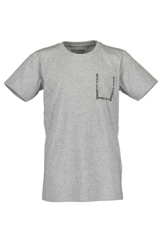 sivá Blue Seven - Detské tričko 140-176 cm Chlapčenský