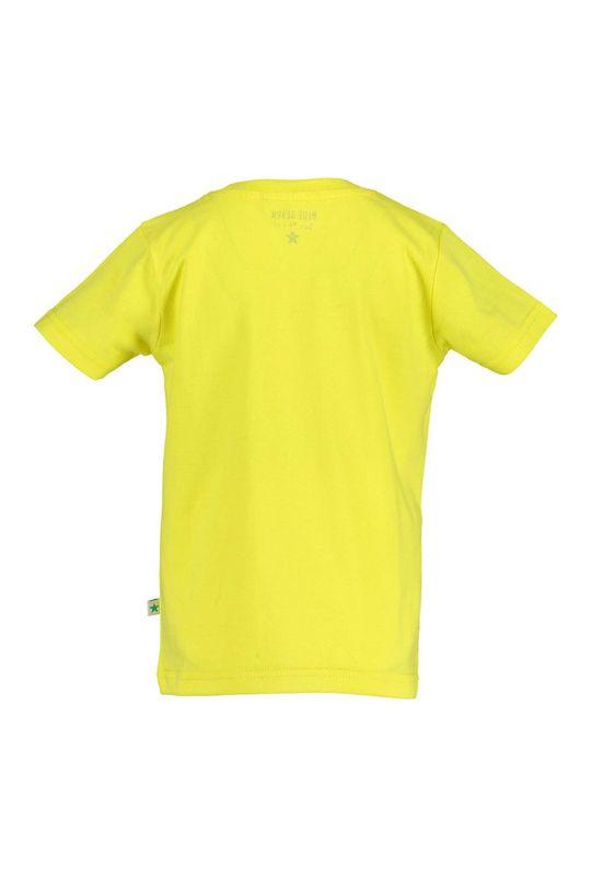 Blue Seven - Tričko 92-128 cm žltá