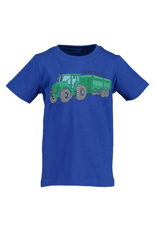 albastru Blue Seven - Tricou copii 92-128 cm De băieți