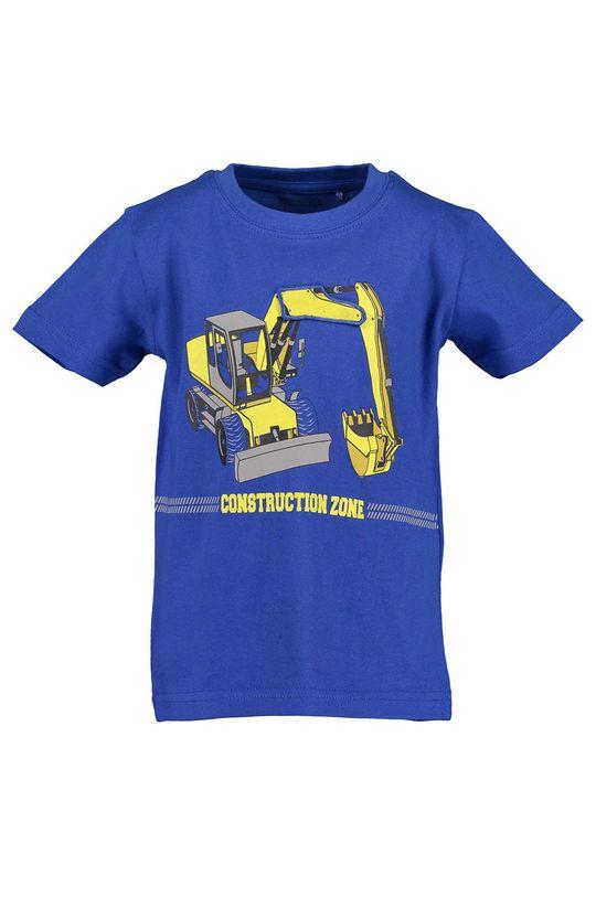 bleumarin Blue Seven - Tricou copii 92-128 cm De băieți