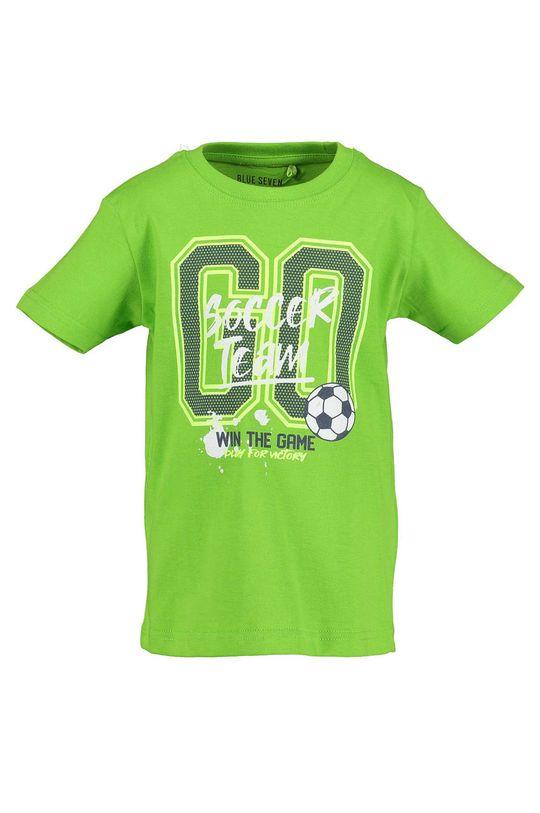 verde Blue Seven - Tricou copii 92-128 cm De băieți