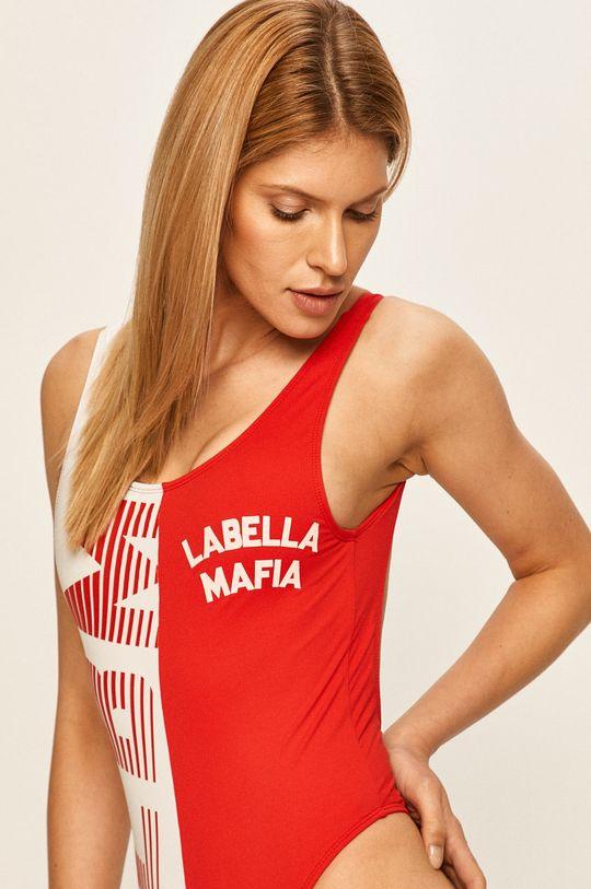 LaBellaMafia - Top Material 1: 27% Elastan, 73% Poliester  Material 2: 24% Elastan, 76% Poliamida Material 3: 18% Elastan, 82% Poliester