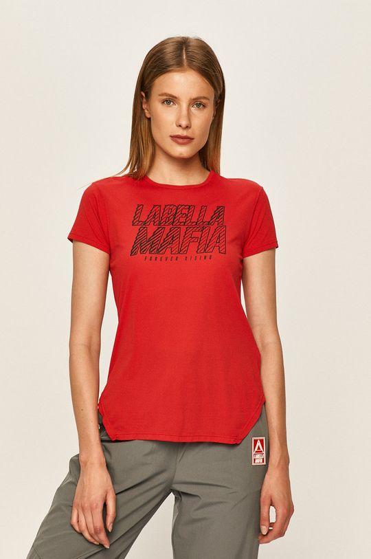 červená LaBellaMafia - Tričko