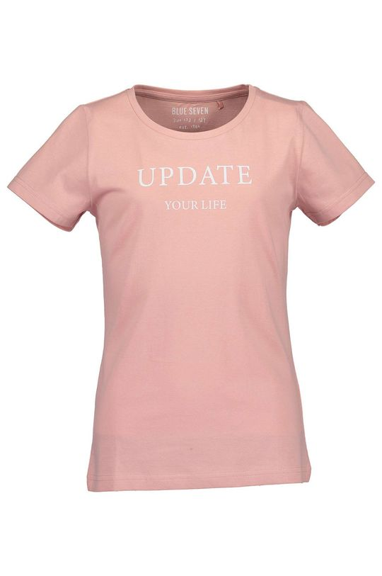 ružová Blue Seven - Detské tričko 140-176 cm Dievčenský