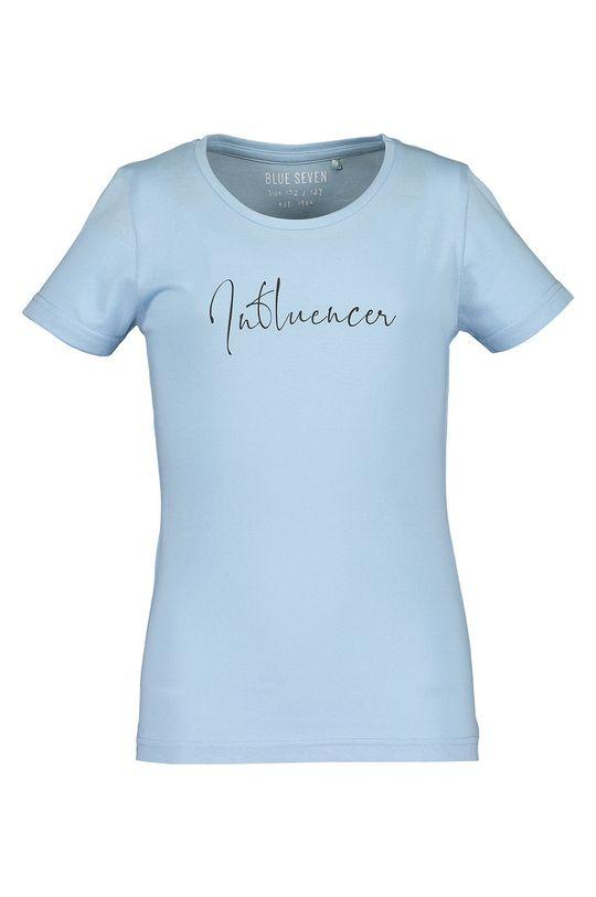 svetlomodrá Blue Seven - Detské tričko 140-176 cm Dievčenský