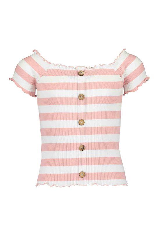roz Blue Seven - Top copii 140-176 cm De fete