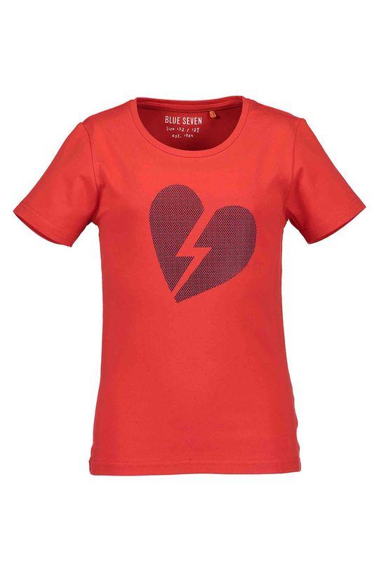 červená Blue Seven - Detské tričko 140-176 cm Dievčenský