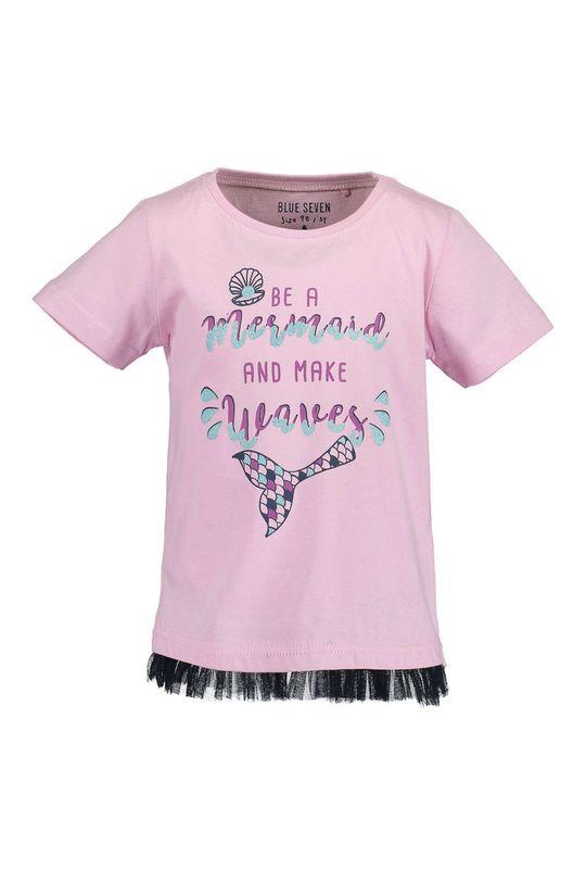 roz Blue Seven - Tricou copii 92-128 cm De fete