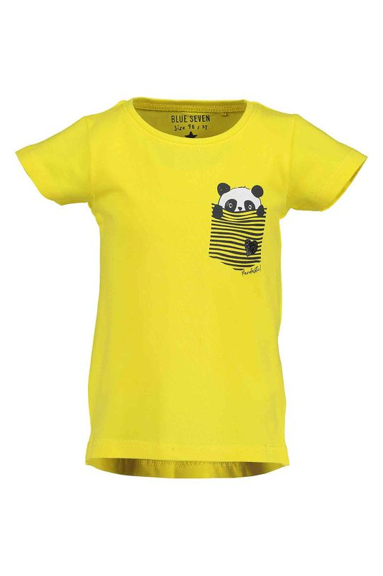galben Blue Seven - Tricou copii 92-128 cm De fete