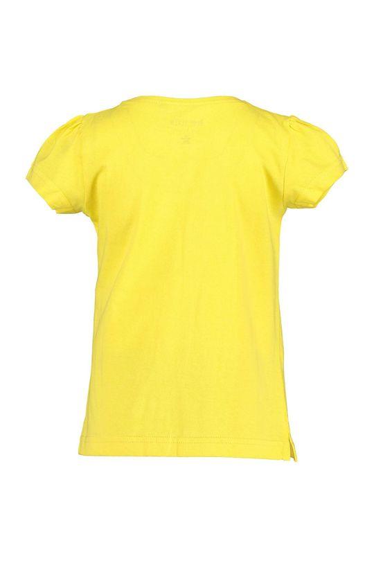Blue Seven - Detské tričko 92-128 cm žltá
