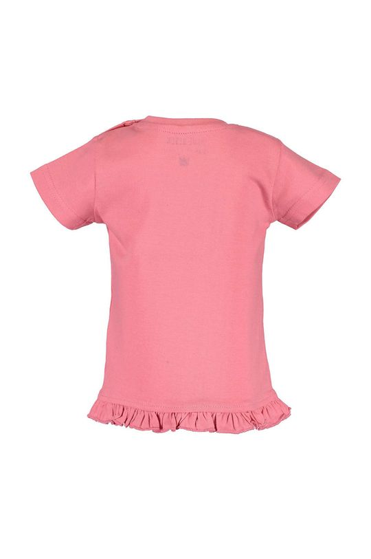 Blue Seven - Detské tričko 68-86 cm sýto ružová