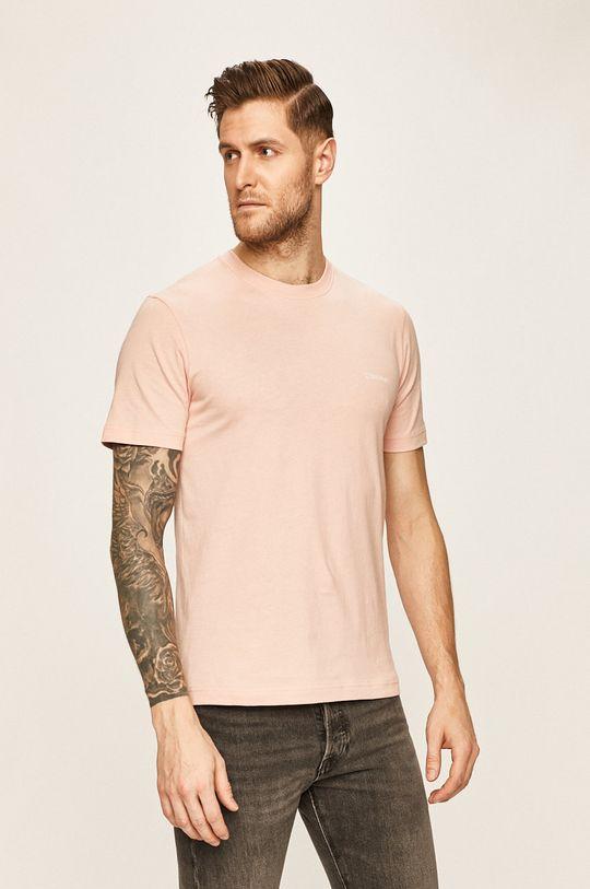 pastelově růžová Calvin Klein Underwear - Boxerky Pánský
