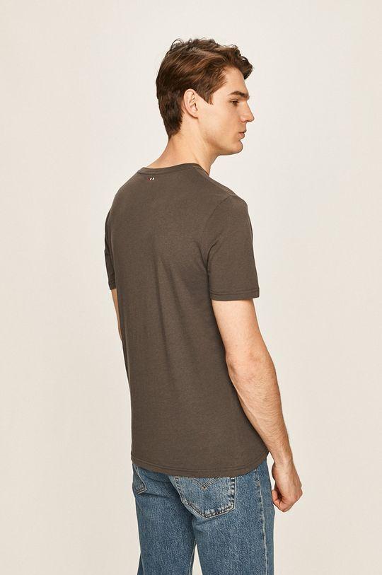 Napapijri - Pánske tričko  100% Bavlna