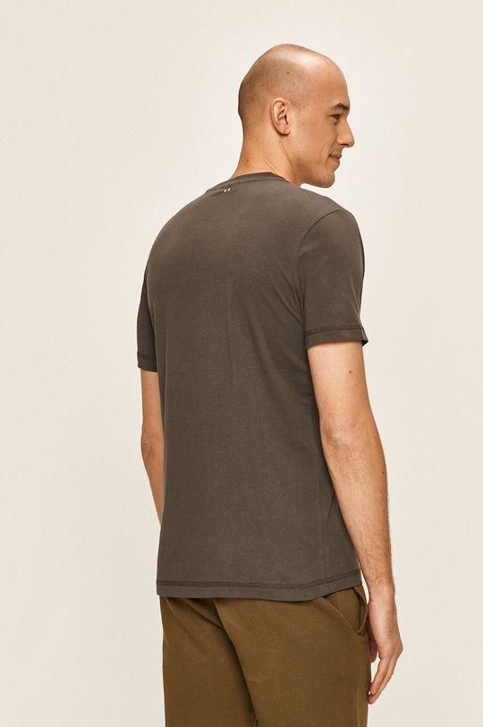 Napapijri - Тениска  Основен материал: 100% Органичен памук Външно оформление: 95% Памук, 5% Еластан