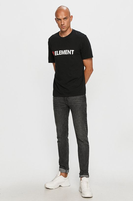 Element - Tričko černá