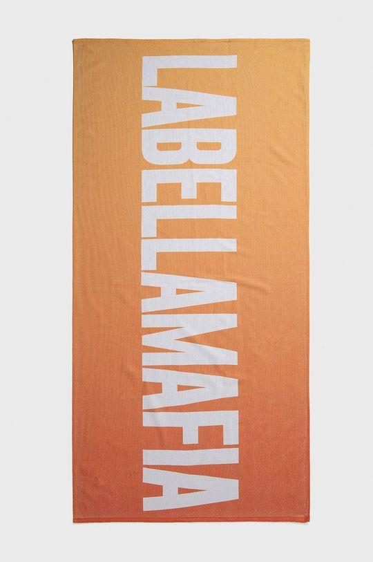 pomarańczowy LaBellaMafia - Ręcznik Damski