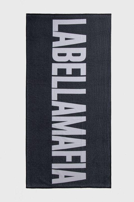 czarny LaBellaMafia - Ręcznik Damski