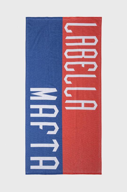granatowy LaBellaMafia - Ręcznik Damski