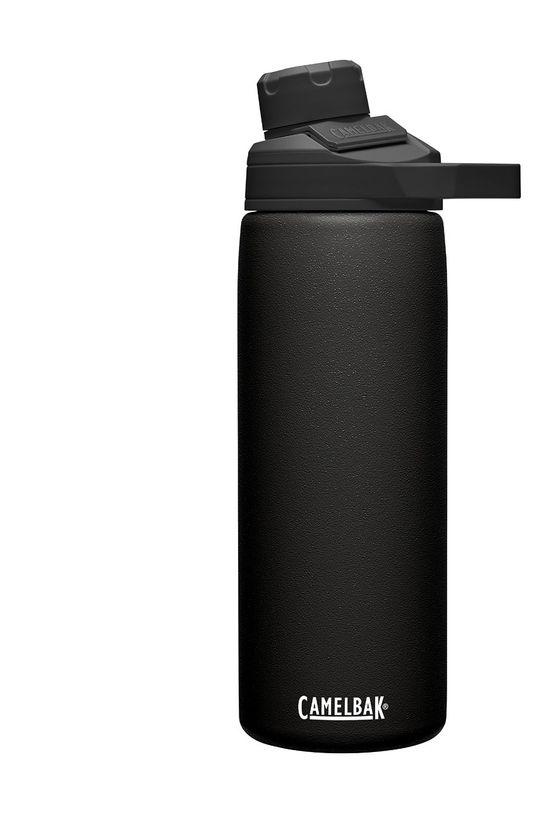 czarny Camelbak - Butelka termiczna 600 ml Unisex