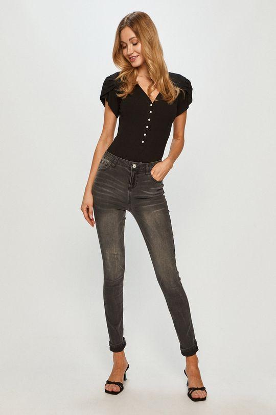Silvian Heach - T-shirt czarny