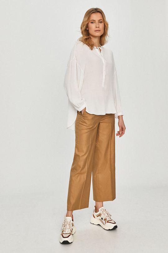 Silvian Heach - Bluzka biały
