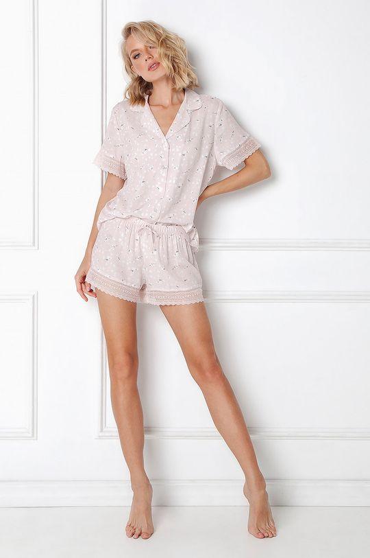 różowy Aruelle - Piżama Jennifer Damski