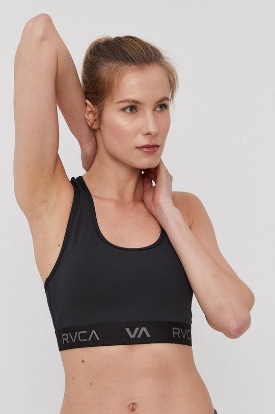 RVCA - Biustonosz sportowy czarny