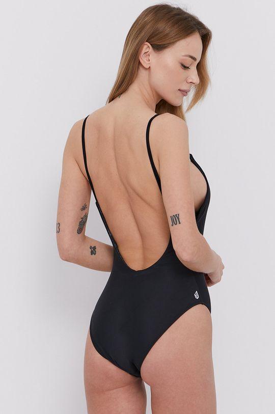 Volcom - Strój kąpielowy czarny