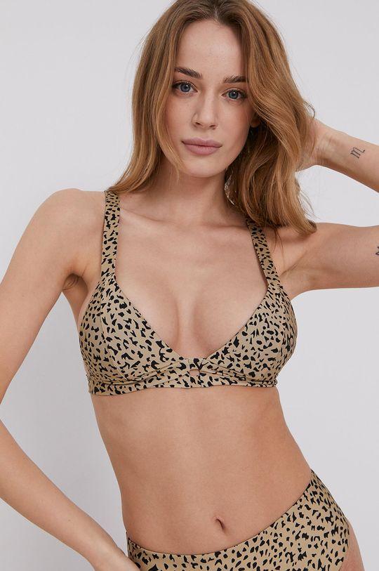 bézs Volcom - Bikini felső Női