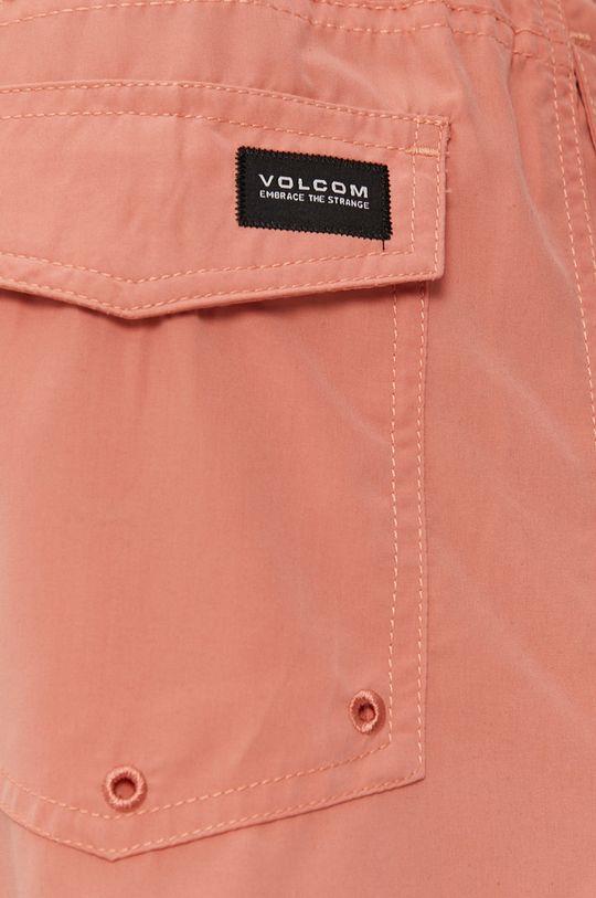 помаранчевий Volcom - Купальні шорти