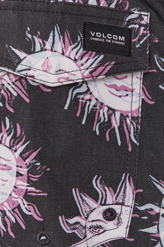 černá Volcom - Plavkové šortky