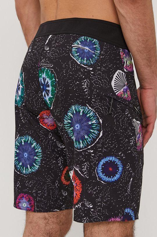 Volcom - Plavkové šortky  10% Elastan, 90% Polyester