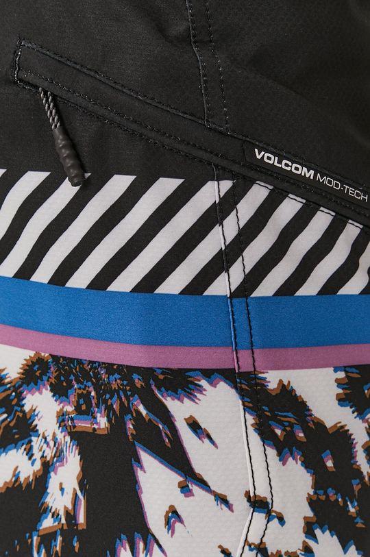 čierna Volcom - Plavkové šortky