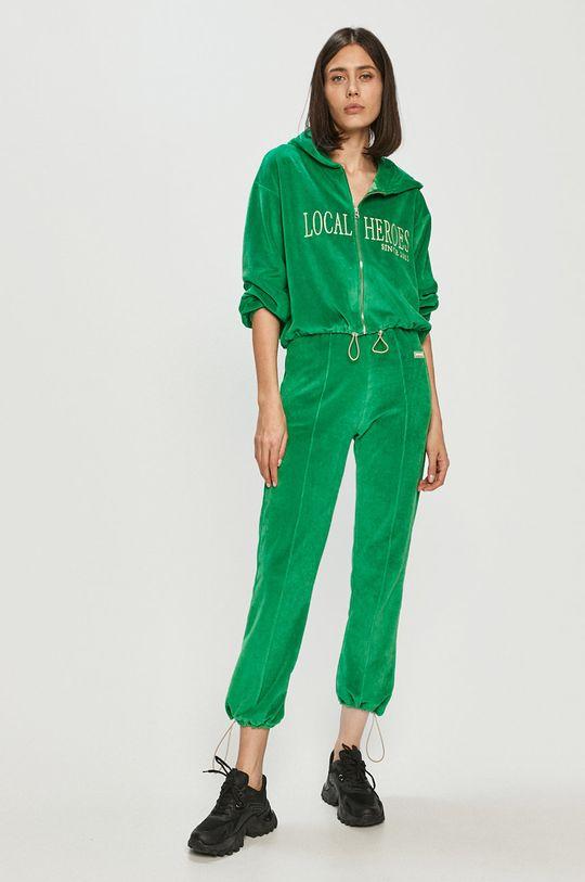 Local Heroes - Bluza verde