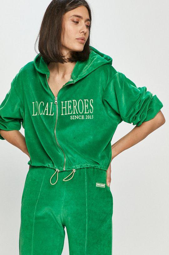 verde Local Heroes - Bluza