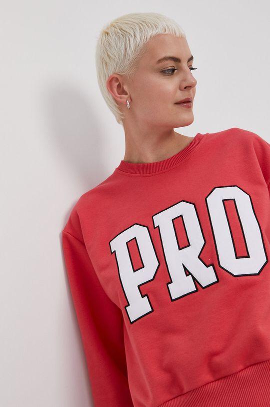 červená Prosto - Mikina