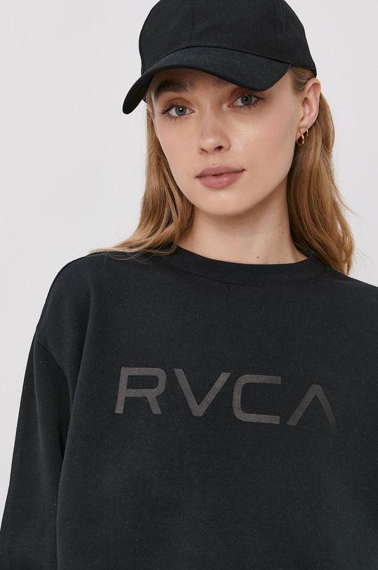 čierna RVCA - Mikina