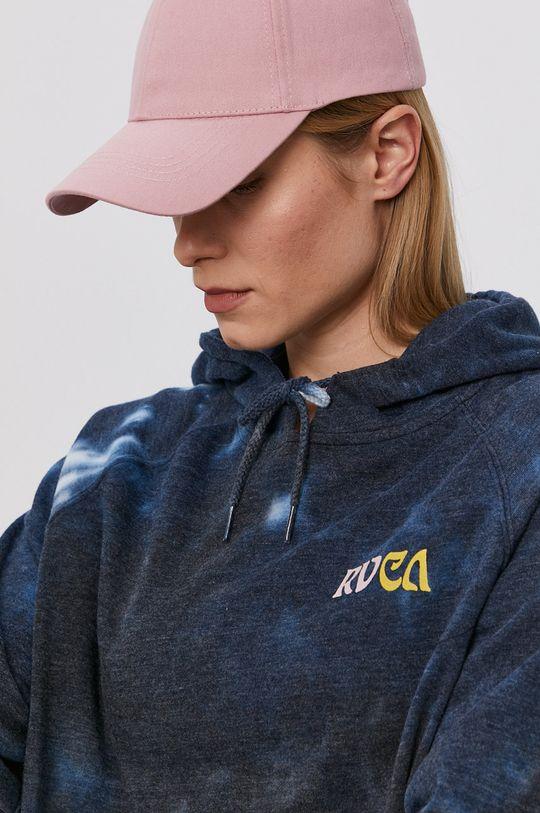 granatowy RVCA - Bluza