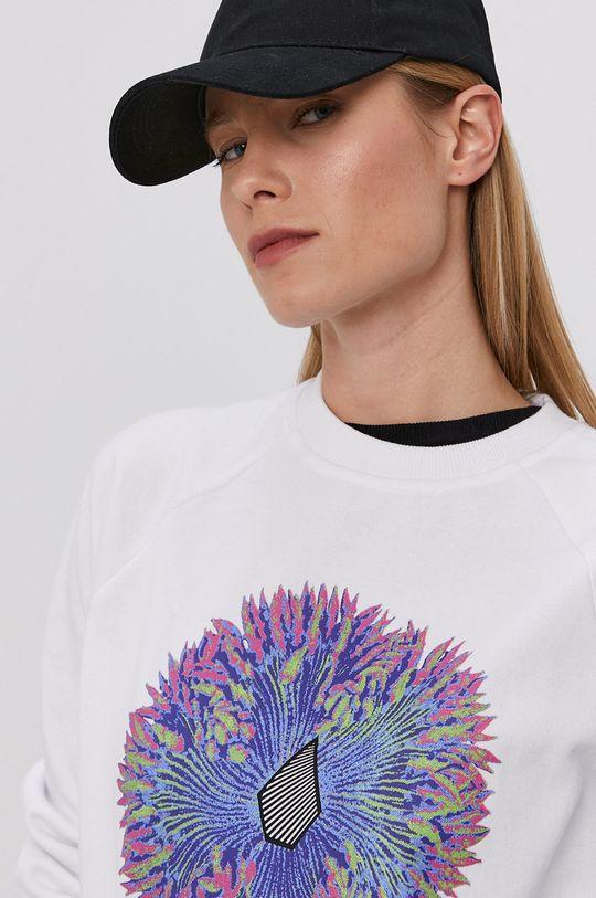biały Volcom - Bluza