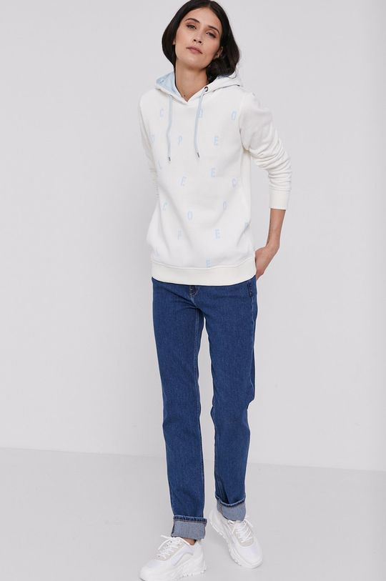 Lee Cooper - Bluza biały