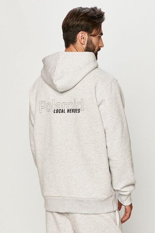 Local Heroes - Bluza x Polaroid 90 % Bawełna, 10 % Poliester