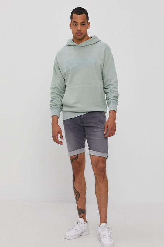 Cross Jeans - Felső zöld