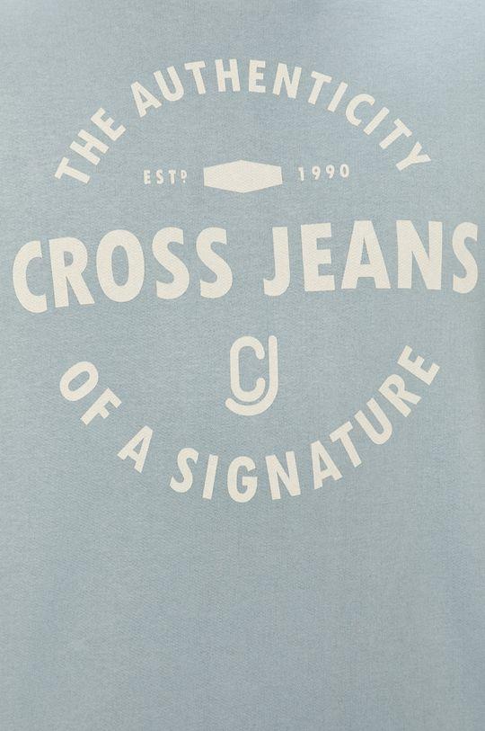 Cross Jeans - Bluza Męski
