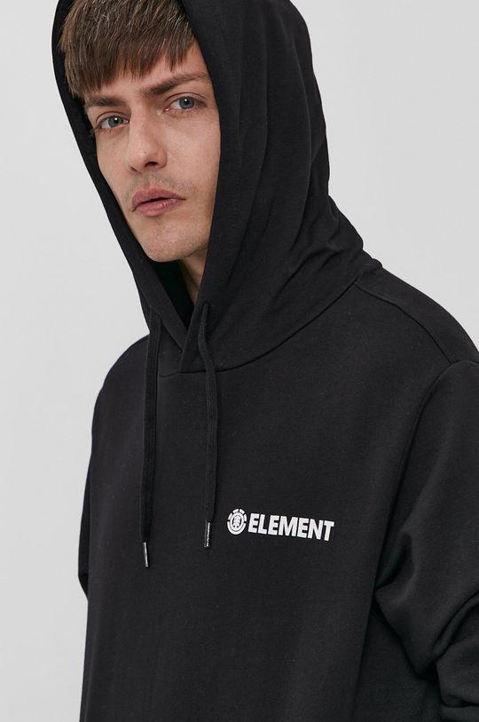 czarny Element - Bluza bawełniana